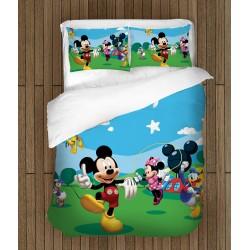Спално бельо със завивка Мики Маус - Mickey Mouse