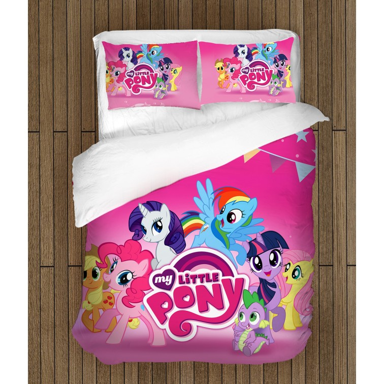 Детско спално бельо Малкото пони - My Little Ponnie