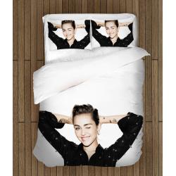 Спално бельо със завивка Майли Сайръс - Miley Cyrus