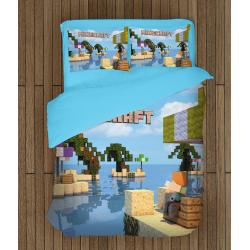 Геймърско спално бельо Майнкрафт- Minecraft