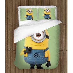 Спално бельо Миниони - The Minions Animation