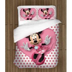 Детски спален комплект с Мини Маус - Minnie Mouse