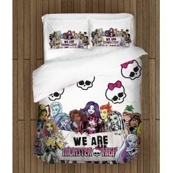 Детско спално бельо Монстър Хай - Monster High
