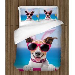 Лятно спално бельо Морско куче - Sea Dog