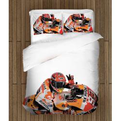 Спално бельо със завивка Мотор Хонда - Honda