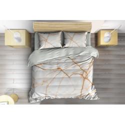 Натуралистично спално бельо Мрамор - Marble