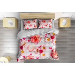 Спално бельо с олекотена завивка Нежност - Tenderness