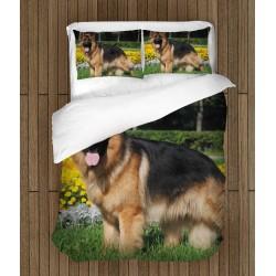 Чаршафи за легло с Немска овчарка - German Shepherd