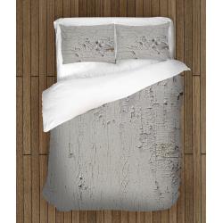 Спален комплект със завивка 3Д Олющена стена - Peeling Wall