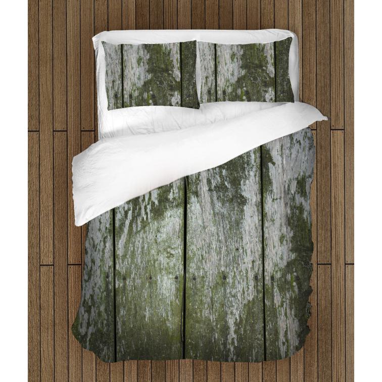 Чаршафи 3D Олющено дърво - Peeling Wood