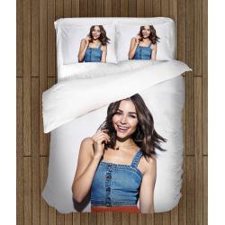 Спално бельо със завивка 3D -  Оливия Кулпо - Olivia Culpo