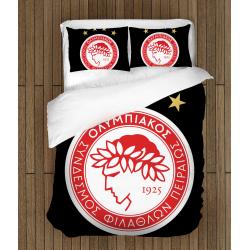 Спално бельо със завивка 3D Олимпикс - Olympics