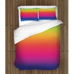 Спално бельо със завивка 3D Омбре ефект - Ombre Effect