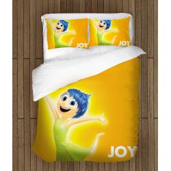 Спално бельо Отвътре Навън Joy - Inside Out Joy