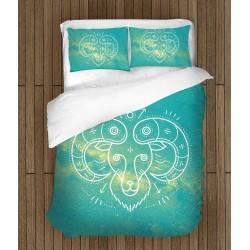 Спално бельо със зодия Овен - Aries