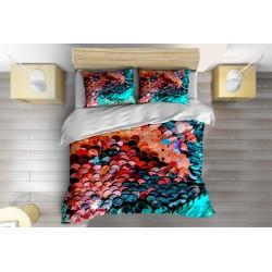 Шикозно спално бельо Пайети - Sequins