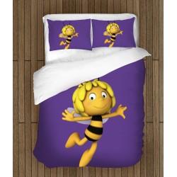 Спално бельо за деца Пчеличката Мая - Maya the Bee