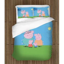 Детско спално бельо Пепа пиг - Peppa Pig