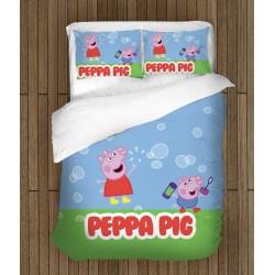 Спално бельо за деца Пепа Пиг - Peppa Pig