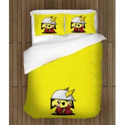 Спално бельо със завивка Покемон - Pichu Pokemon
