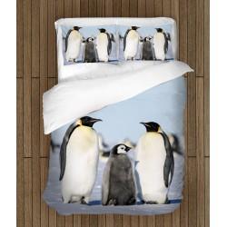 Спално бельо Пингвини - Pinguins