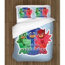 Спален комплект за деца PJ Masks