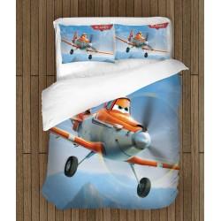 Спално бельо за деца Самолети - Planes