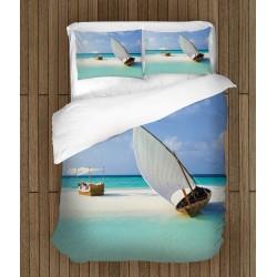 Стилно спално бельо Почивка - Holiday