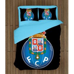 Футболно спално бельо със завивка 3D Порто - Porto
