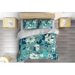 Спално бельо с олекотена завивка Позитивна енергия - Positive Energy