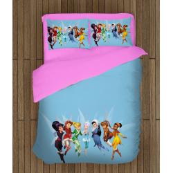 Детски чаршафи Приказни Феи - Fairy Tale Fairies