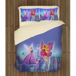 Детски чарашафи Принцеси Феи - Fairy Princesses