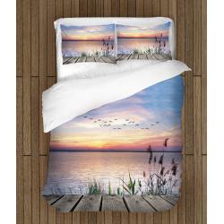 Спално бельо със завивка Природа - Nature Landscape