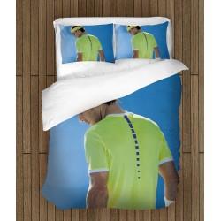 3D спално бельо Рафаел Надал - Rafael Nadal
