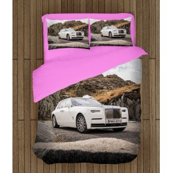 Дизайнерски спален комплект Ролс Ройс - Rolls Royce