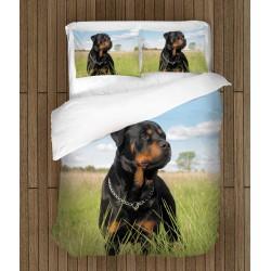 Спално бельо за легло Ротвайлер - Rottweiler