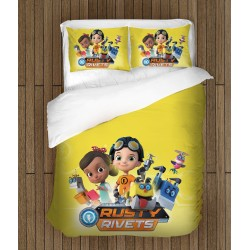 Детски спален комплект Ръсти Риветс - Rusty Rivets