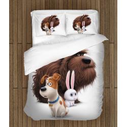 Спално бельо със завивка Сами вкъщи - Home Alone Animation