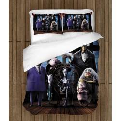 Луксозно спално бельо Семейство Адамс - Addams Family