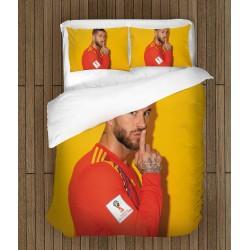 Футболен спален комплект Серхио Рамос - Sergio Ramos