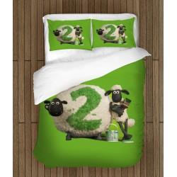 Детски чаршафи за легло Овцата Шон - Shaun the Sheep