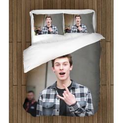 3D спален комплект Шон Мендес - Shawn Mendes