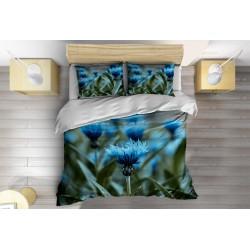 Красиво Спално бельо с олекотена завивка Синчец - Squill