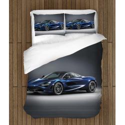 Спално бельо със завивка 3D Макларън - McLaren