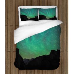 Спален комплект чаршафи Сияние - Lights