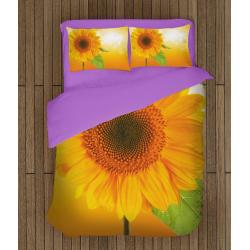 Комплект спално бельо Слънчоглед - Sunflower Yellow