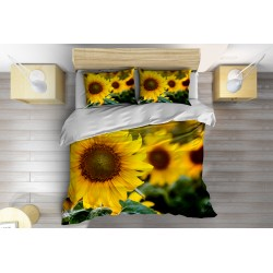 Спален комплект Слънчогледи - Sunflowers