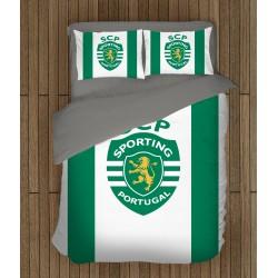 3D футболно спално бельо Спортинг - Sporting