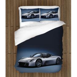 Комплект чаршафи със завивка Спортна кола - Sports Car
