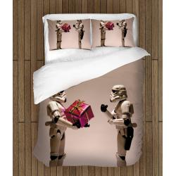 Коледно спално бельо Междузвездни войни - Christmas Star Wars